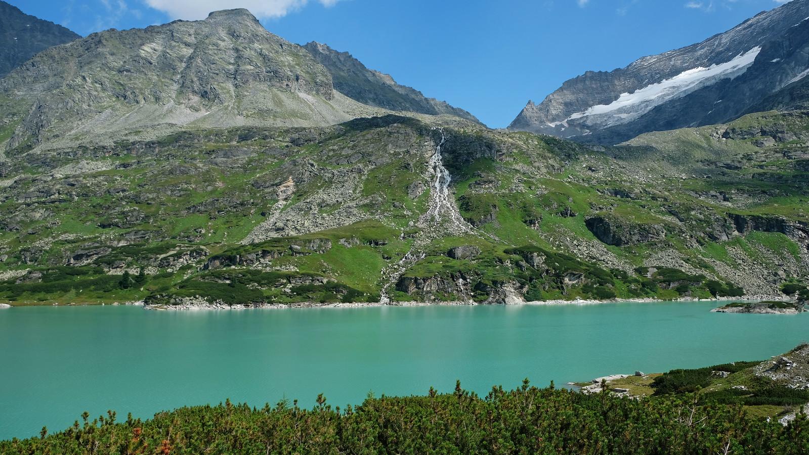 Tauernmoossee, Weisssee Glacier World, Austria