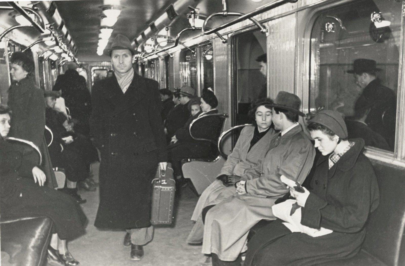 1949. Московское метро