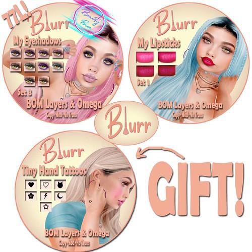 Blurr @ Beauty Event