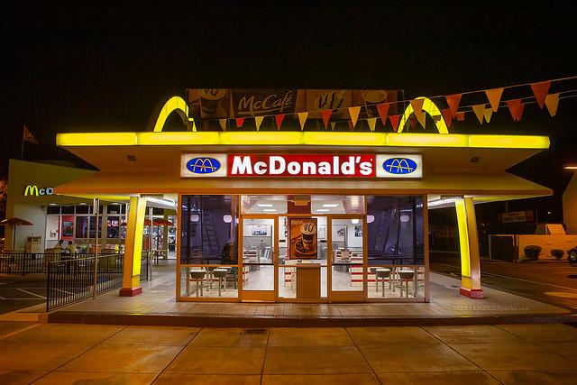 McDonald's, San José