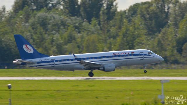 Belavia 🇧🇾 Embraer ERJ-175 EW-340PO