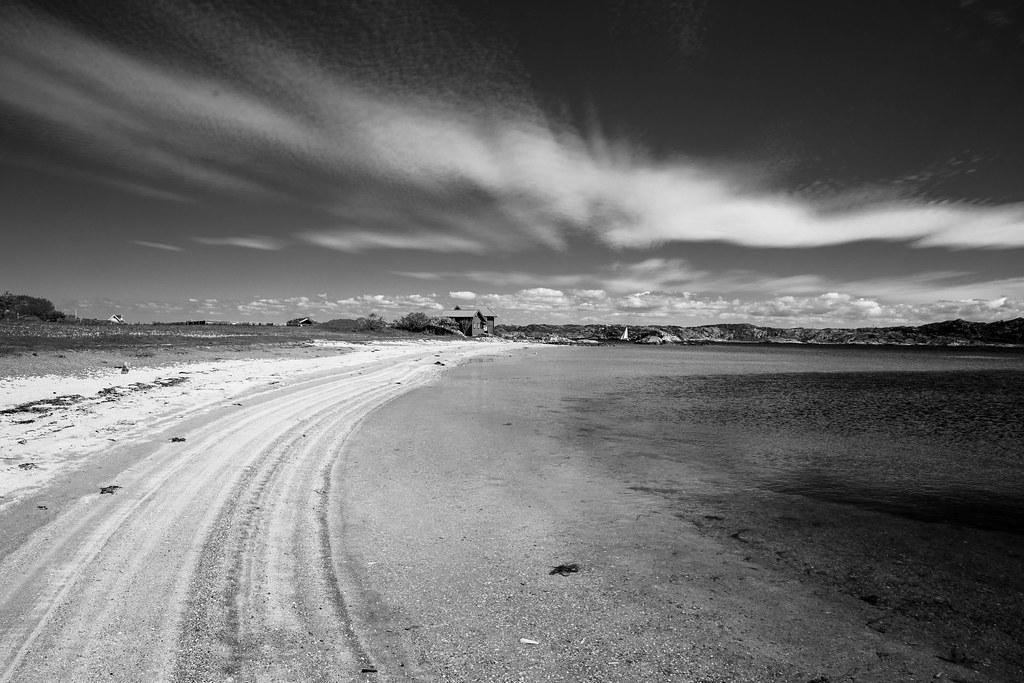 Grindebacken Beach