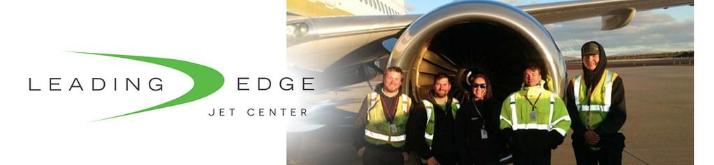 Leading Edge Jet Center job details and career information
