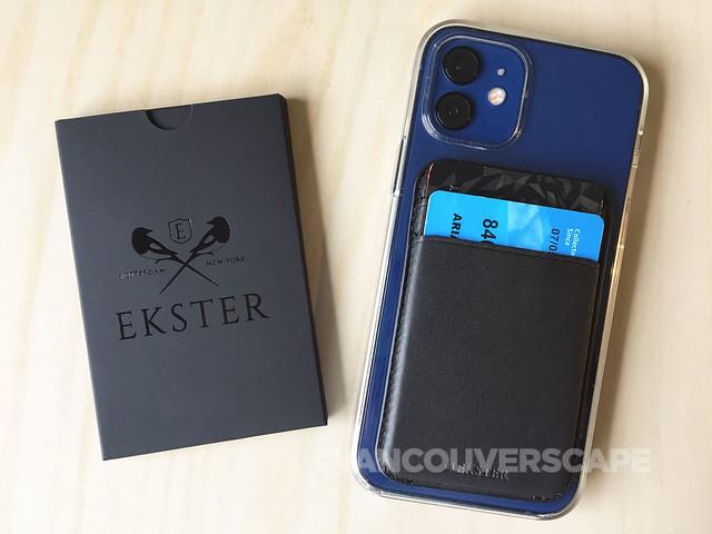 Ekster iPhone 12 Card Holder