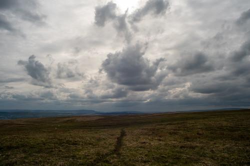 Pen March & Merthyr Common