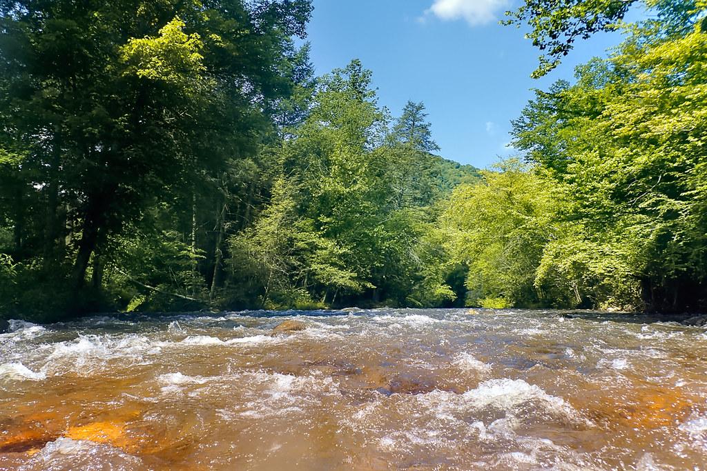 Green River rapids