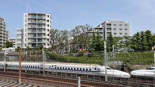 東海道新幹線 N700A