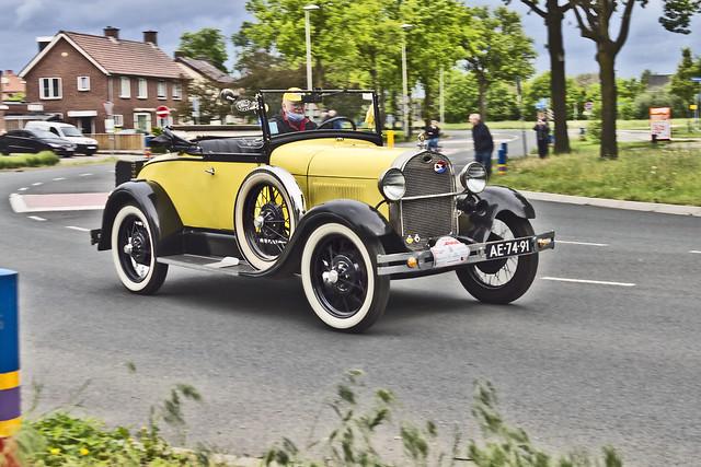 Ford Model A Roadster Cabriolet 1929 (2946)