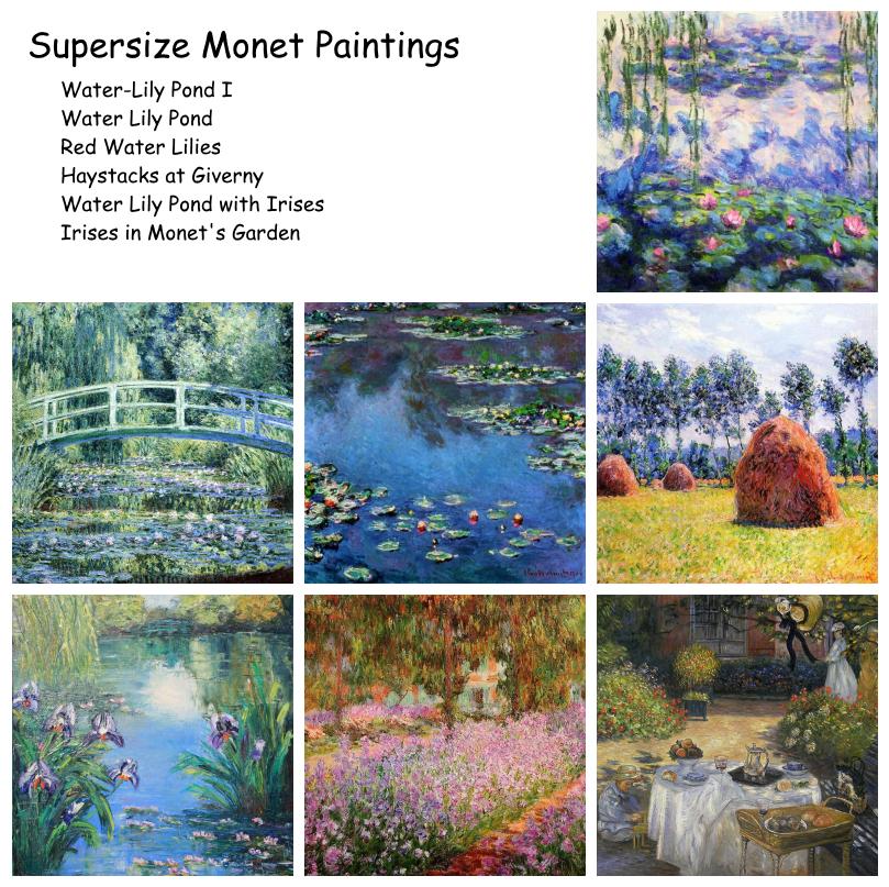 Supersize Monet