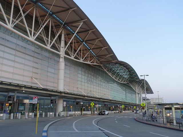 202105314 San Francisco airport