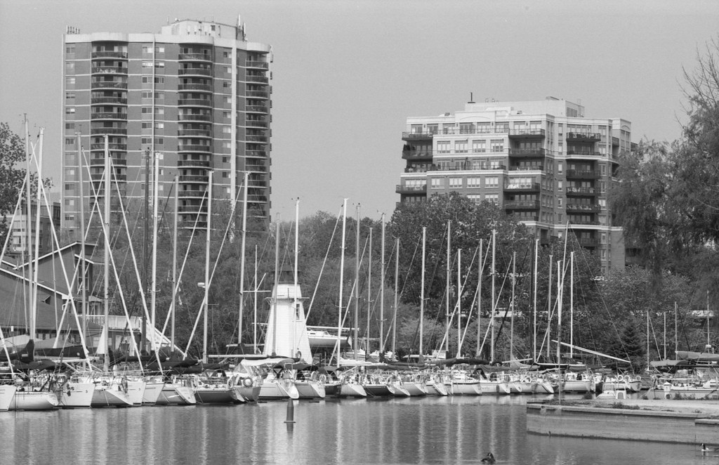 Boats and Highrises
