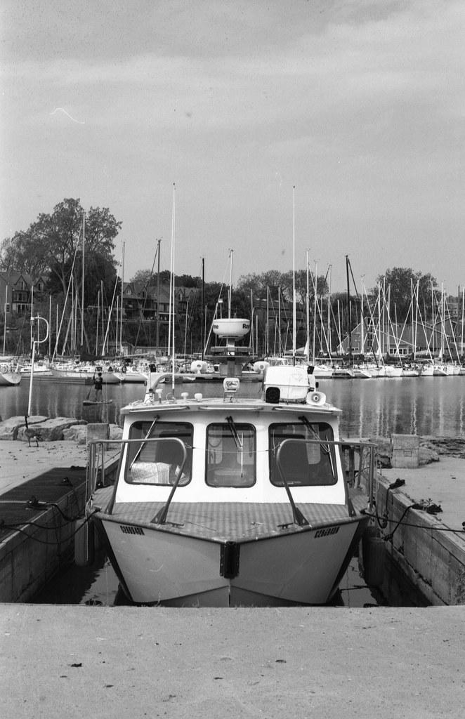 TOWARF Boat at the Ready