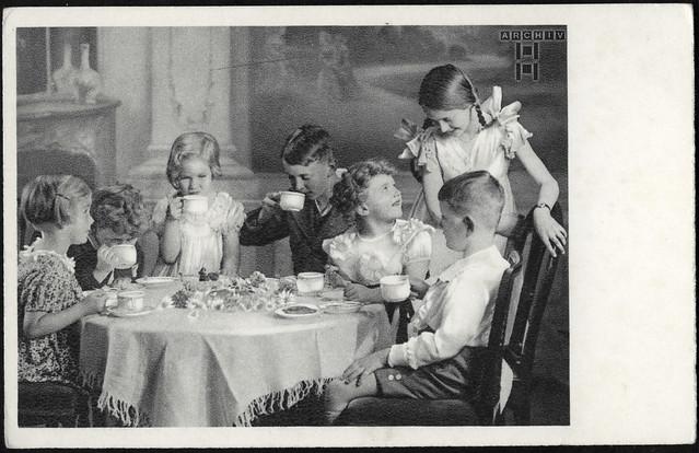 ArchivTappen233A962 Kinder des Bürgertum, Deutschland, 1900er