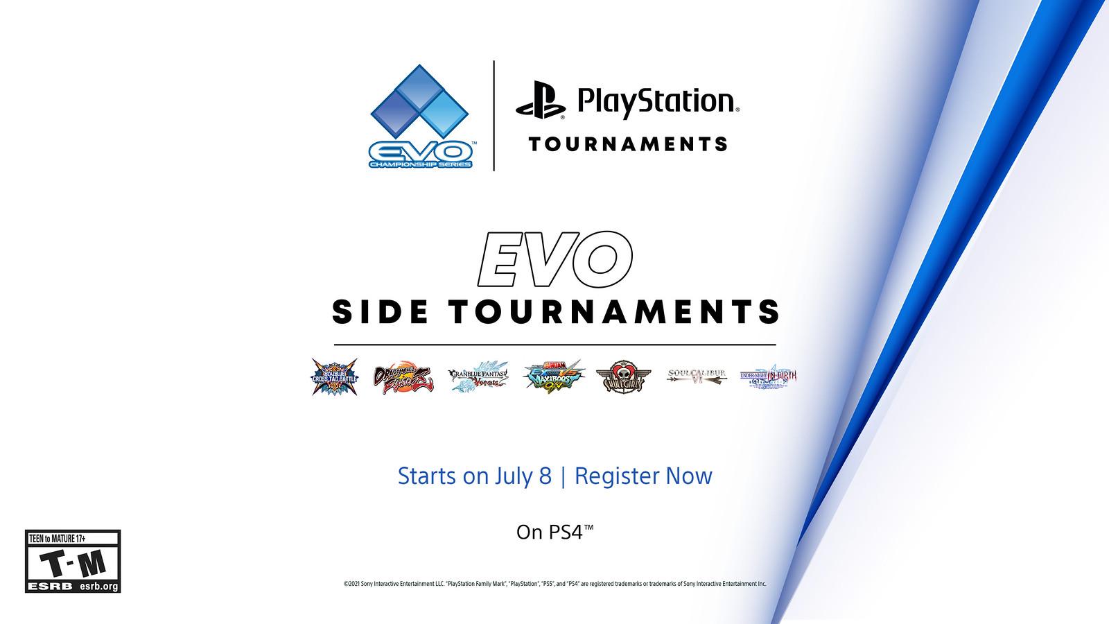 Evo & PS4 Community Series