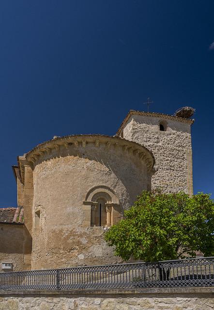 Santa Marta del Cerrro, iglesia parroquial de Sta. Marta.