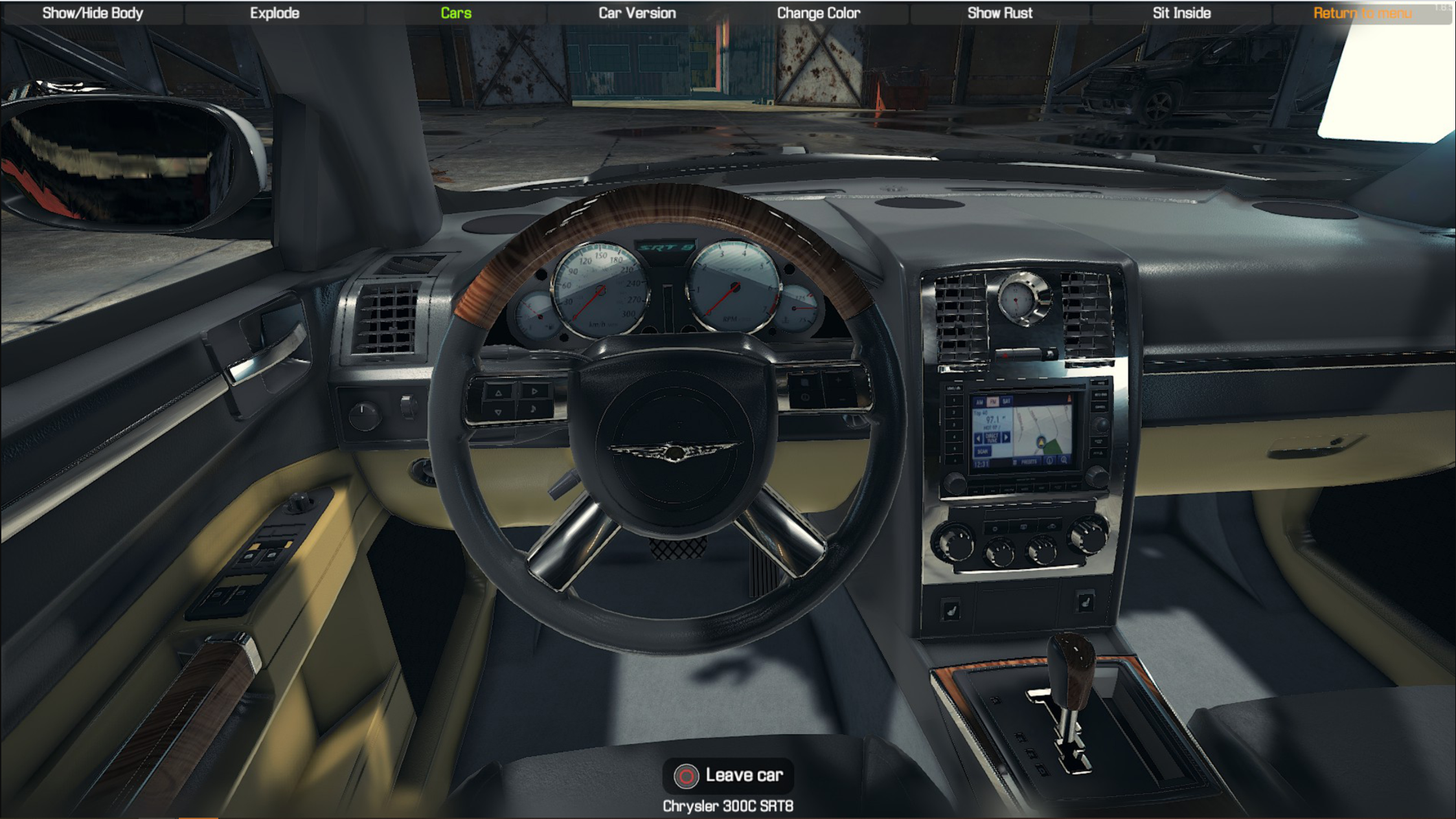 Auto mechanic simulator