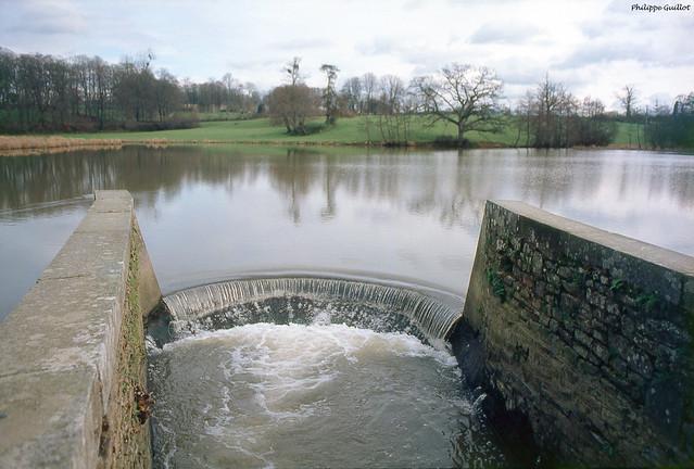 L'étang de Torigni