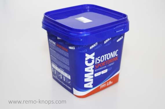 Amacx Isotonic Sportdrink - Duursport.nl Brand 8658