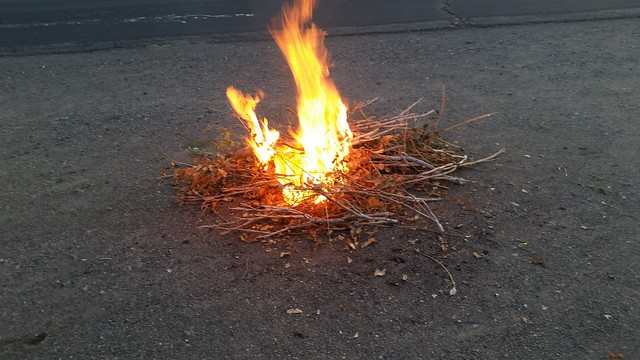 Fire Started