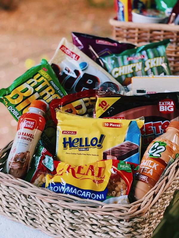 URC childhood snacks