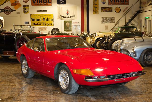 Ferrari Daytona (1971)