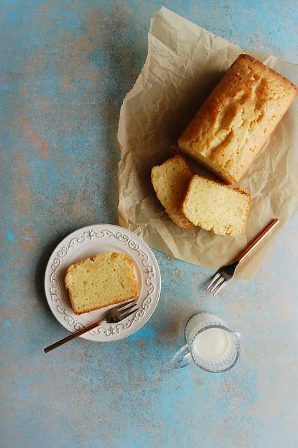 Bolo de limão cravo / Rangpur lime cake