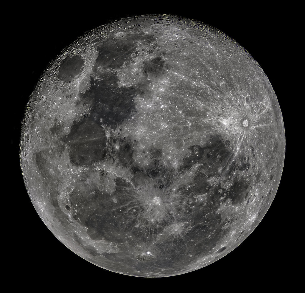 Super Moon from Windsor, NSW