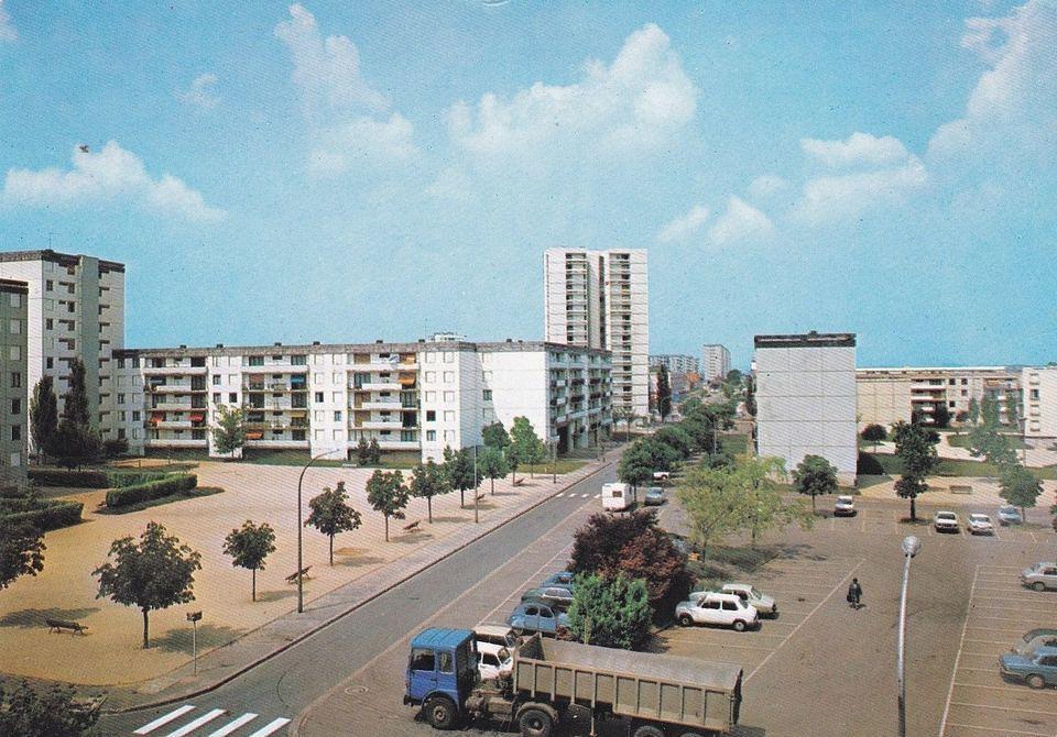 Gibjoncs (Bourges 18) 🇫🇷 quartiers nord