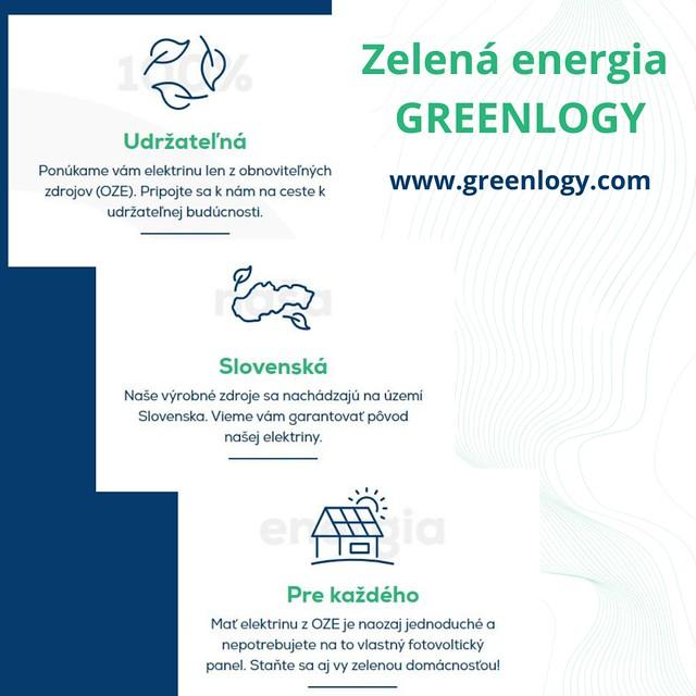 zelená energia