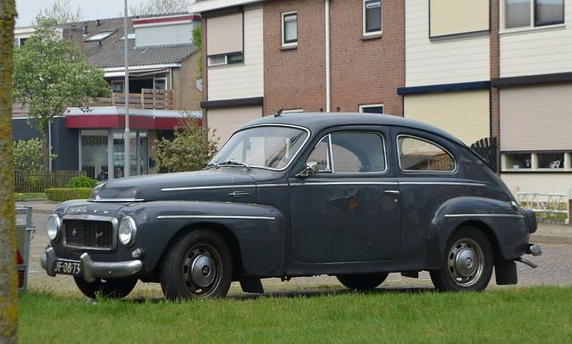 1964 Volvo PV544 JF-08-73