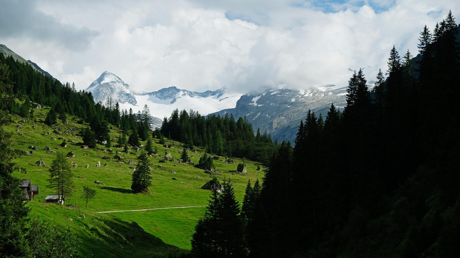 Obersulzbachtal, Austria