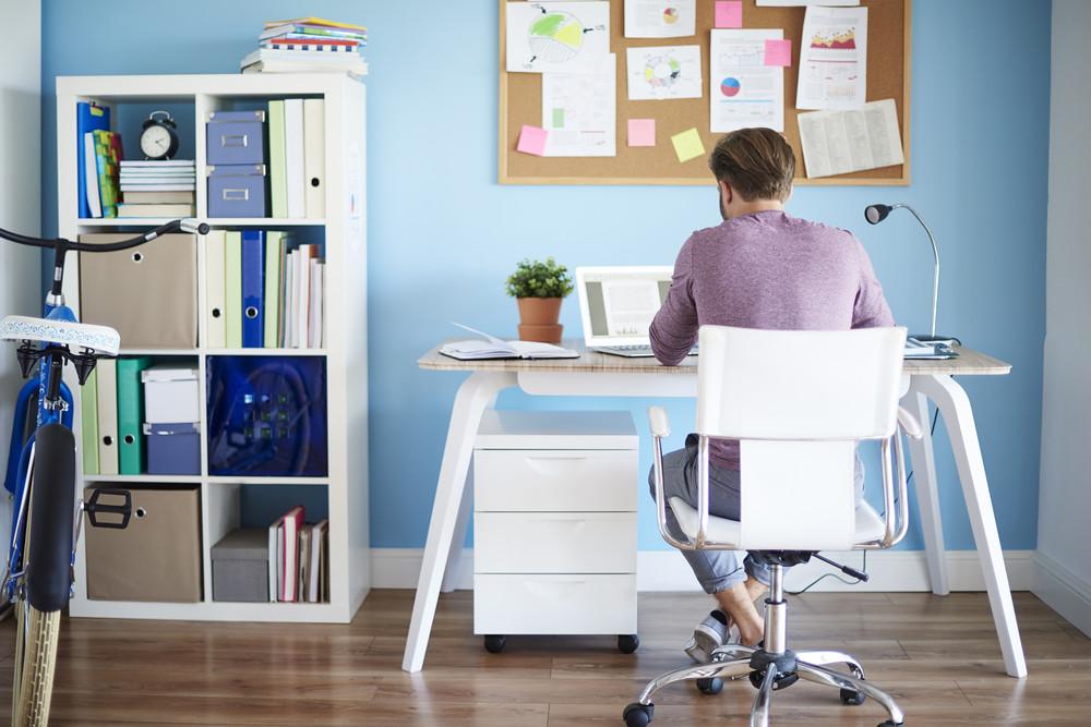 A stílusos és funkcionális iroda megvalósítása