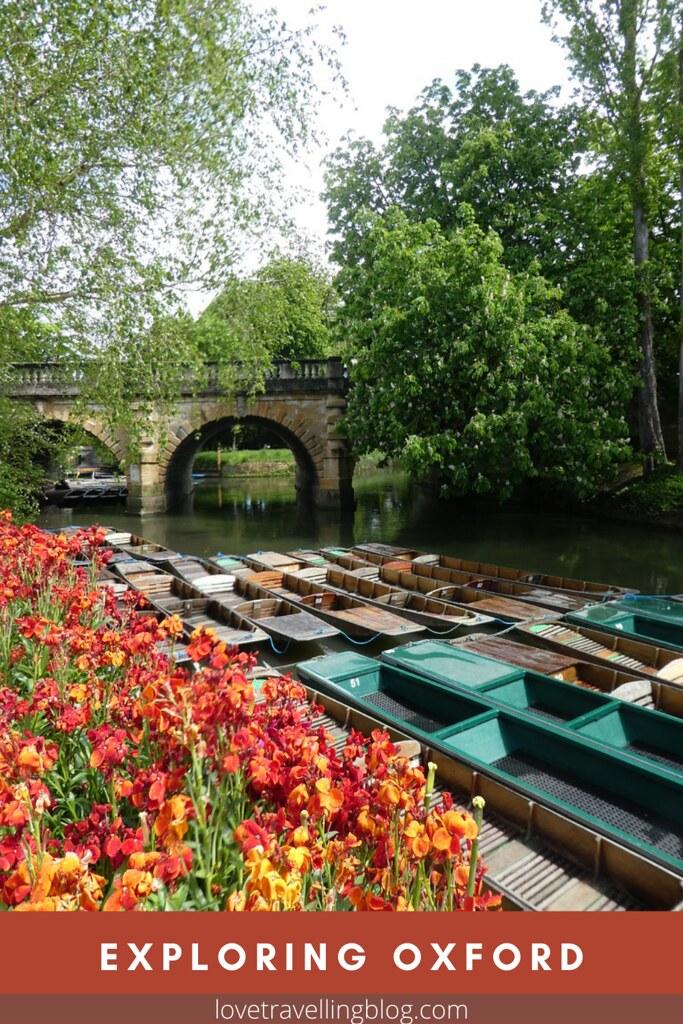 Oxford Walk Pinterest