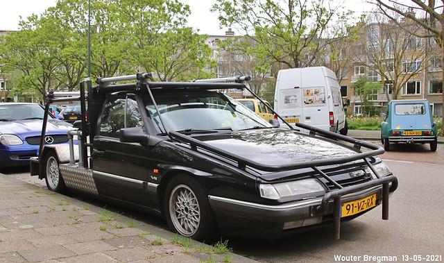 Citroën XM V6 camera car (1989)