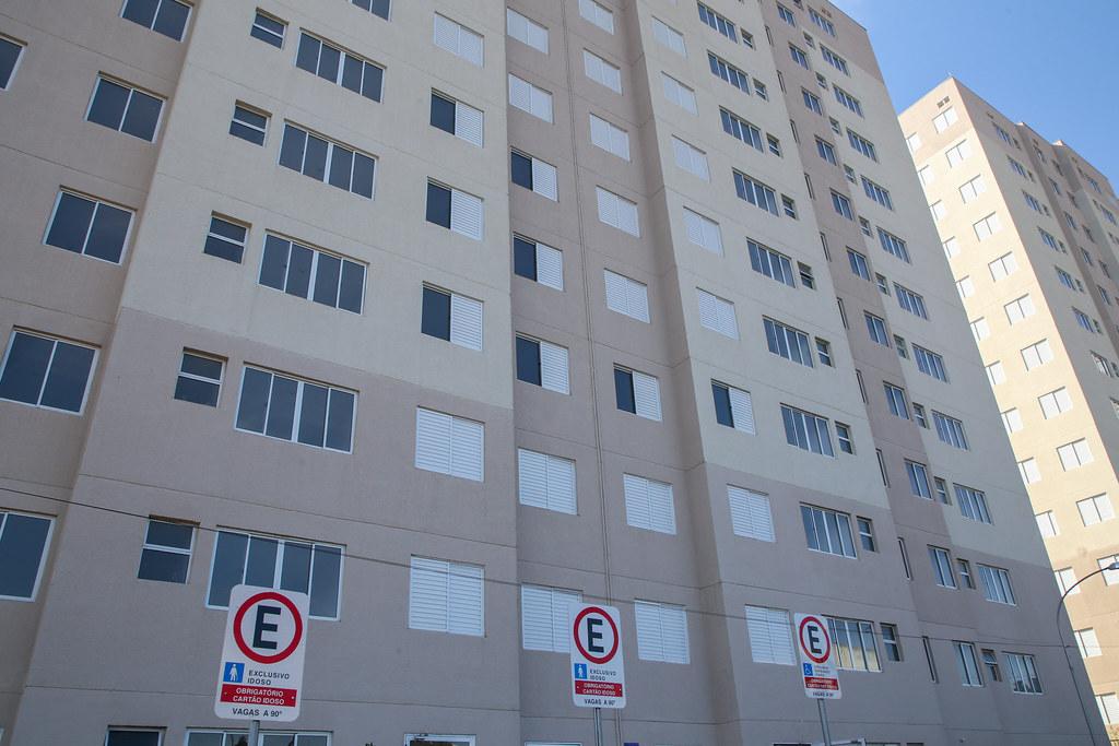 Entrega das unidades dos Conjuntos Habitacionais Manuel Bueno e Osório