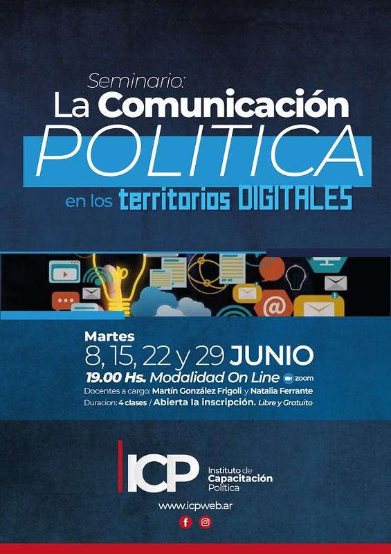 Comunicación Politica Digital