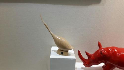 Sculpture canard