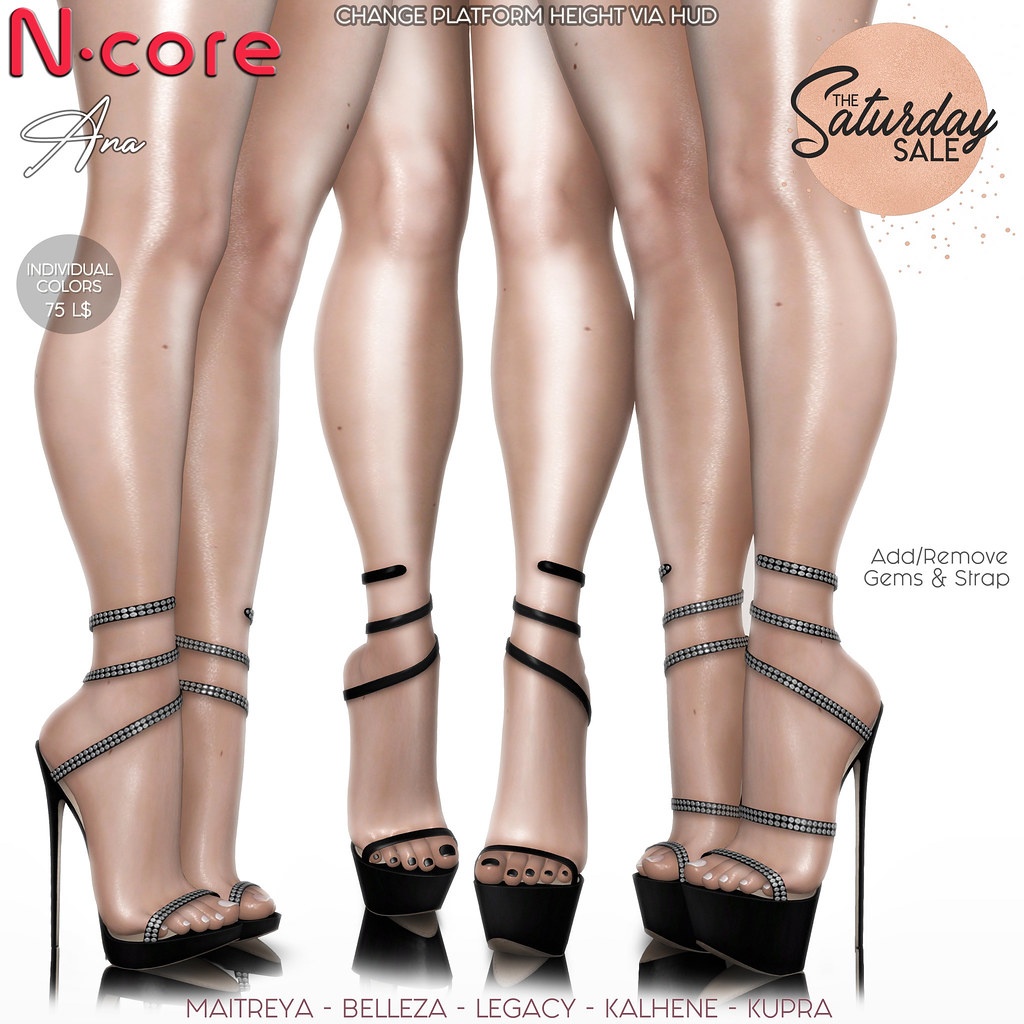 """N-core -New- """"ANA"""" @ Saturday SALE (Coming in a few hours)"""