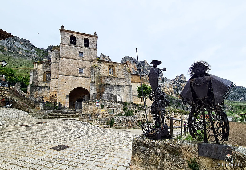 Iglesia de Santiago en Pancorbo dentro de la Vía de Bayona (17)