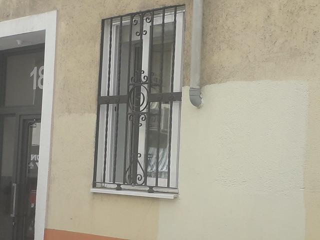 Window,  Calle  Daganzo, my street, Prosperidad, Madrid