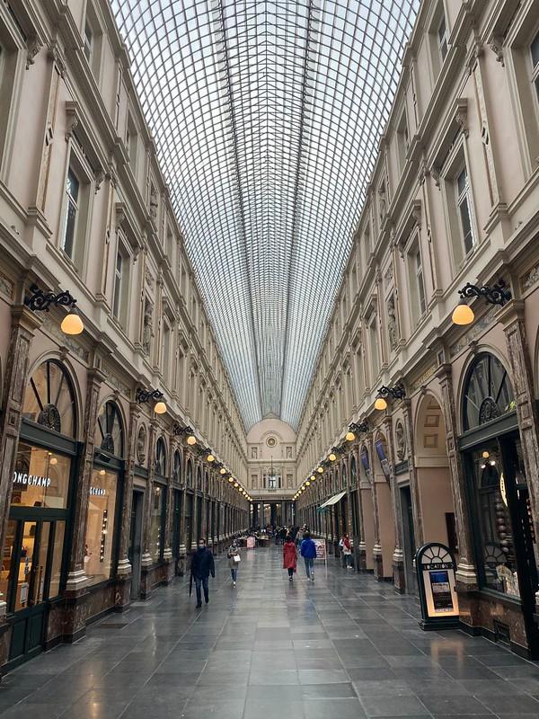 Visitar Bruselas gratis