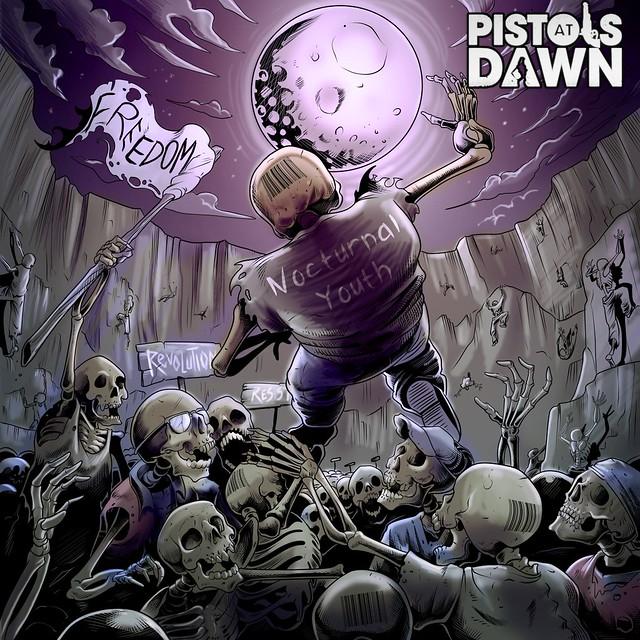 Atlanta Rockers Pistols At Dawn Announce New E.P.