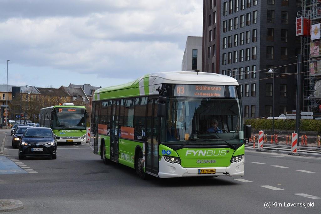 2015' Scania CK320UB CityWide LE