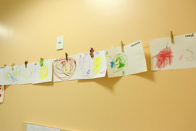Mostra Pedagógica - Educação Infantil 2021 - Professora Bruna