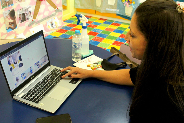 Mostra Pedagógica - Educação Infantil 2021 - Professora Carla