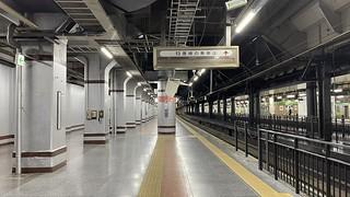 上野駅 13番線
