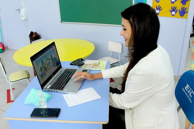 Mostra Pedagógica - Educação Infantil 2021 - Professora Suellen