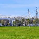 Preston North End stadium at Moor Park, Preston