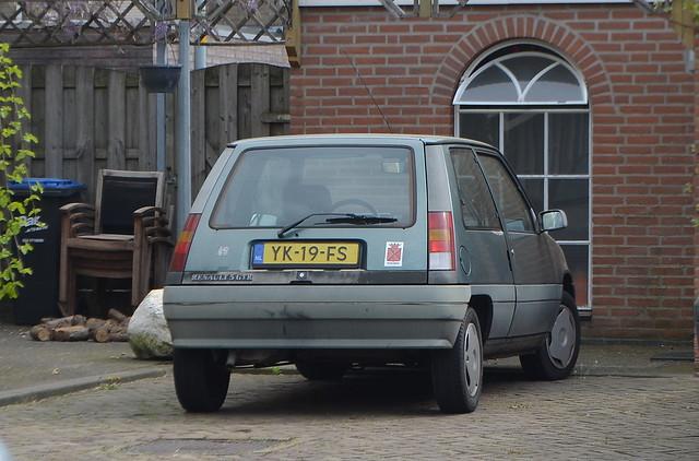 1990 Renault 5GTR YK-19-FS
