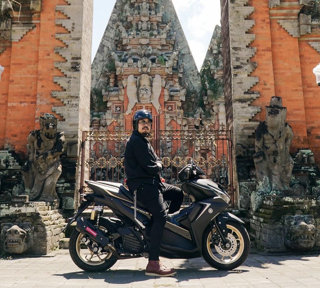 Biker Bali Musisi